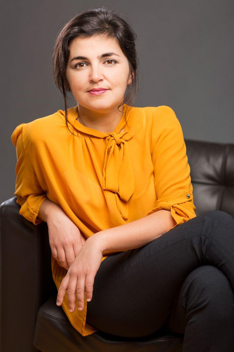 Elena Iossifova